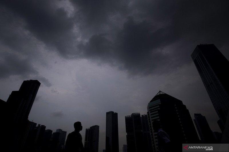 BMKG Ingatkan Cuaca Ekstrem Puncak Musim Hujan