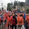 10 Ribu Buruh Demo Tuntut Pembayaran THR Penuh