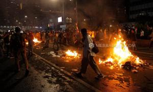 Yang Tersisa dari Kerusuhan 22 Mei