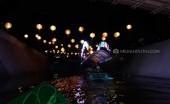Perayaan Imlek, Ribuan Lampion Hiasi Solo