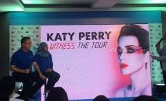 Konser Katy Perry Sasar Generasi Milenials