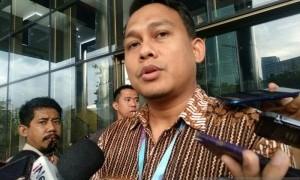 KPK Ragukan Sprilindik Kasus Suap Komisioner KPU yang Ditunjukkan Masinton Pasaribu