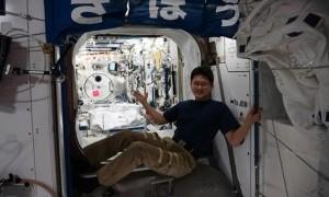 Astronot Jepang Buat Berita Bohong