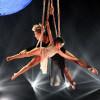 Pink Tampil Akrobat Bersama Putrinya di Panggung BBMA 2021