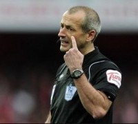 Martin Atkinson Pimpin Derby Manchester
