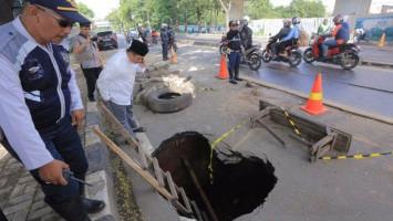Wali Kota Tangerang: Perbaikan Jalan Ambles di Daan Mogot Selesai Selama 4 Hari