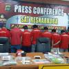 Polisi Bongkar Home Industri Pil Inex Palsu di Johar Baru