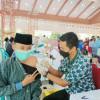 ISNU Sumbang Capaian Vaksinasi Kota Kediri