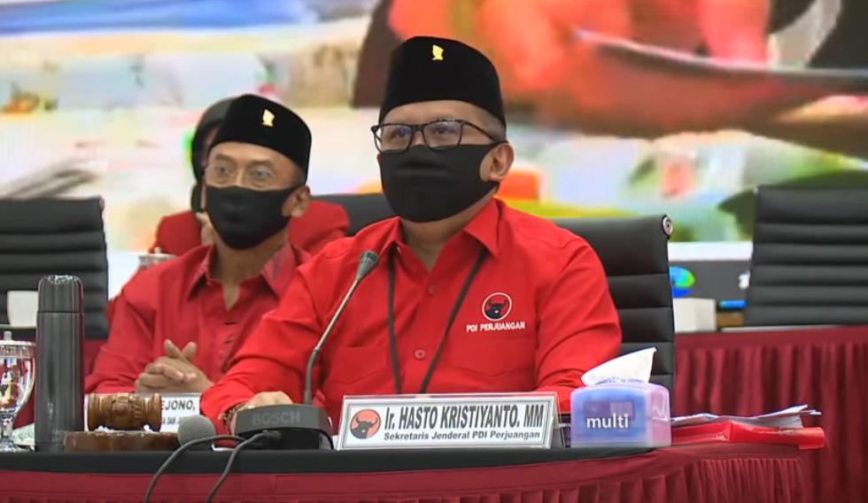 PDIP Kembali Batal Umumkan Duet Jagoan untuk Pilkada Surabaya, Ada Apa?