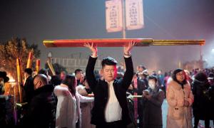 Dahsyat, Hari Pertama Imlek Pariwisata China Raih Pendapatan Rp175 Triliun