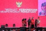 Presiden Jokowi Buka Imlek Nasional 2019 Picu Histeria Massa