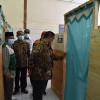 Cegah Penularan Corona, Pemprov DIY Tambah Sekat Bilik di Barak Pengungsi Merapi