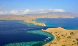 Rinca, Pulau Instagrammable dengan 3 Rute Tracking