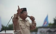 Prabowo Buka Kampanye di Yogyakarta dengan Mengutip Pidato Bung Karno