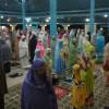 Masjid Agung Keraton Surakarta  Tarawih Perdana, Dibagi Klater 11 dan 23 Rakaat