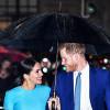 Hari Ini Pangeran Harry dan Meghan Markle Resmi Keluar Dari Keluarga Kerajaan