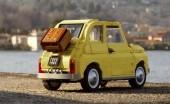 Lucu! Lego Luncurkan Mobil Fiat 500F Klasik Sangat Detail