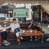 Mengulas Sneakers Bareng Ucay Eks Vokalis Rocket Rokers di Kreo Creative Lot