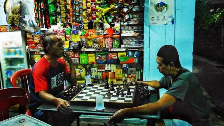 'The King's Gambit' di Negeri Aing Pas Lagi Ronda