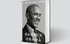 Buku Memoar Obama Terjual 890 ribu Eksemplar dalam 24 Jam