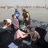 Vaksinasi Daerah Pesisir, Para Nelayan Disuntik di Atas Kapal