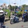 Pengendara Moge Terobos Ganjil-Genap di Bogor Kena Sanksi dan Minta Maaf