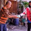Dituding Politik Uang dan Anak PKI, Gibran: Saya Fokus Blusukan
