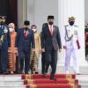 Survei Poltracking: Tingkat Kepuasan Masyarakat Terhadap Jokowi-Ma'ruf Tak Sampai 70 Persen