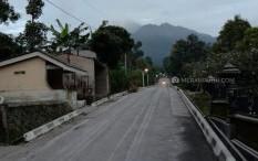 Erupsi Merapi, Klaten dan Boyolali Diguyur Hujan Abu Vulkanik