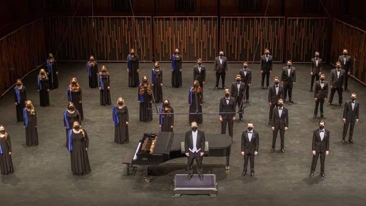 Choir Telkom University Sabet Special Prize-The Most Original Video Production
