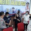 Pelaku Pembunuhan Wanita di Gambir Ditangkap Polisi, Terancam Penjara 15 Tahun