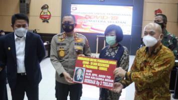 Pelapor Dugaan Penipuan Terhadap Anak Akidi Tio Cabut Laporannya di Polda Metro