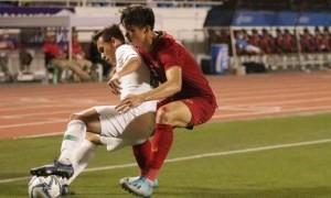 Babak Pertama Timnas Indonesia Kalah atas Vietnam 0-1