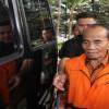 Eks Gubernur Riau Annas Maamun Hirup Udara Bebas