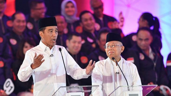 Polri Waspadai Serangan Teror Gagalkan Pelantikan Jokowi-Ma'ruf Amin