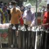 Indonesia Kirim 5 Kontainer Tabung Oksigen ke India