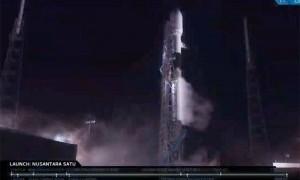 Dua Pekan Lagi Satelit Nusantara Satu Mulai Beroperasi