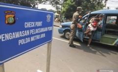 Volume Kendaraan Turun 44,76 Persen Selama PSBB di Jakarta