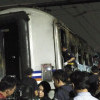 Kronologi Tabrakan Mobil Pick Up dengan Kereta Api di Senen