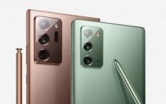 Samsung Rilis Galaxy Note 20 dan Note 20 Ultra, Intip Spesifikasinya