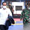 Tinjau Penanganan Gempa, Jokowi Bertolak Menuju Sulawesi Barat