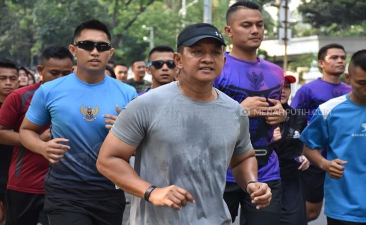 Ramaikan Imlek Loe Gue Run Telan Korban, Seorang Kolonel Meninggal