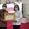 PMI Solo Dapat Penghargaan dari Kemenko PMK