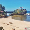 Pantai Selatan Yogyakarta Diserbu Ribuan Wisatawan