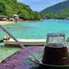 Kupi Khop, Sajian Kopi dengan Gelas Terbalik Khas Aceh