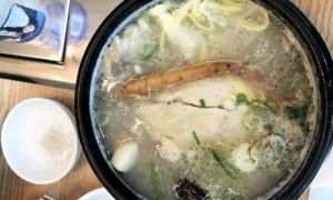 Sup Ayam Pakai Ginseng? Pulau Jeju Jawabannya