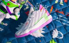 Adidas x Pixar Luncurkan Sneakers Bertema Toy Story
