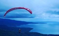 Bukit Tetempangan, Lokasi Paralayang Terbaik di Sulawesi Utara
