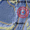 Gempa Magnitudo 7,1 Guncang Melonguane Sulawesi Utara
