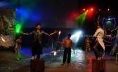 Blaze of Glory, Pertunjukan Karya SMA Selamat Pagi Indonesia yang Spektakuler